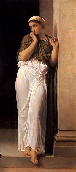1878 Frederick Leighton - Nausicaa