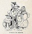1899-05-20, Blanco y Negro, Familia de isidros, Xaudaró.jpg