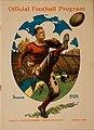 1920 Syracuse versus Pittsburgh Football Program Cover.jpg