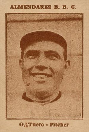 Oscar Tuero - Image: 1923 Tomas Gutierrez Oscar Tuero