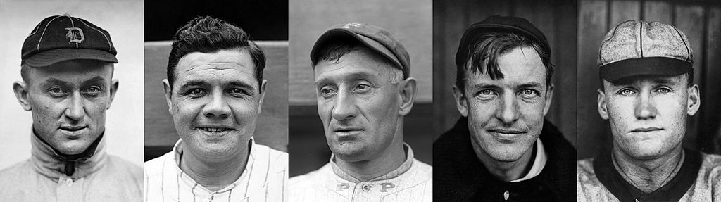 1936 Hall of Fame Inductees