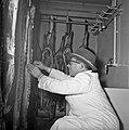1958 visite d'une délégation INRA au Haras du Pin Cliché Jean Joseph Weber-62.jpg