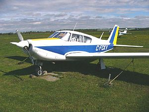 Piper PA-24 Comanche - 1959 model PA-24