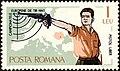 1965 European Shooting Championships, Bucharest- Pistol-shooter 1.jpg
