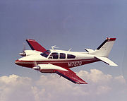 1966 Baron B55