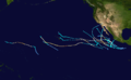 1972 Pacific hurricane season summary.png
