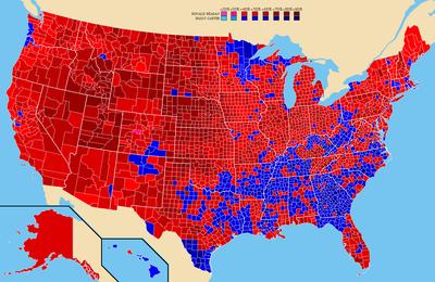 Printable Maps - Elections