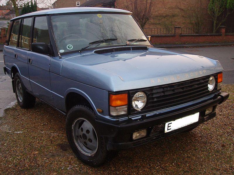 File:1987 Range Rover.jpg