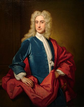 Leader of the House of Commons - Image: 1st Lord Sandys