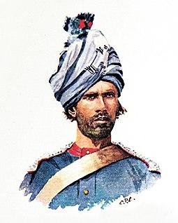 1st (PAVO) Punjab Cavalry 1900