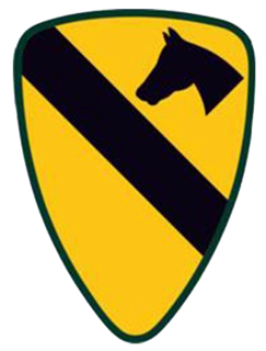1st Cavalry Division (United States) United States Army combat formation, active since 1921