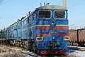 2ТЭ10М-3163, Kazakhstan, Karaganda region, Karaganda depot (Trainpix 146368).jpg