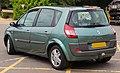 2004 Renault Scenic Privilege 16V Automatic 1.6 Rear.jpg