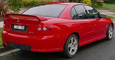 Holden Commodore VZ  Wikipedia