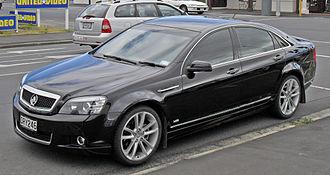Holden Caprice (WM) - Holden Caprice (WM)