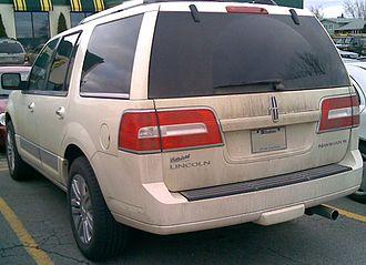 Lincoln Navigator - 2007–2014 Lincoln Navigator SWB