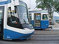2007 Zurich trams 01.jpg