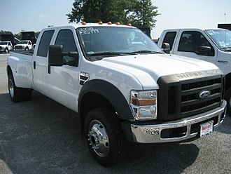 Truck classification - Image: 2008Ford F450