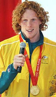 Steve Hooker Australian pole vaulter