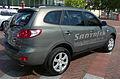 2008 Hyundai Santa Fe (CM) Elite CRDi 02.jpg