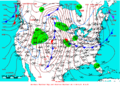 2009-03-23 Surface Weather Map NOAA.png