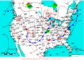 2009-08-01 Surface Weather Map NOAA.png