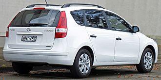 Hyundai i30 - Hyundai i30cw