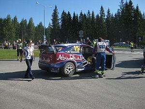 2009 Rally Finland shakedown 09.JPG