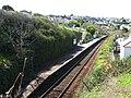 2009 at Carbis Bay station - platform.jpg