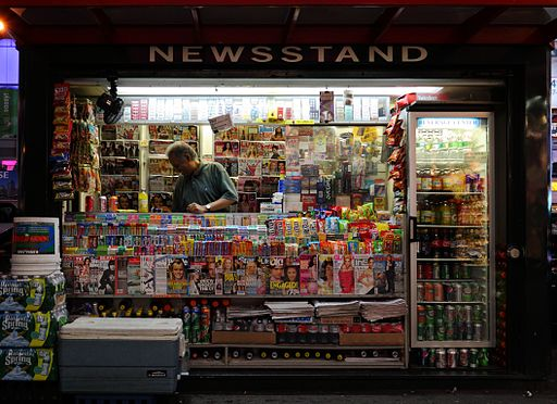 2009 newsstand NYC USA 3939712465