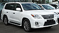 2010-2011 Lexus LX 570 (URJ201R MY10) Sports Luxury wagon (2011-04-22).jpg