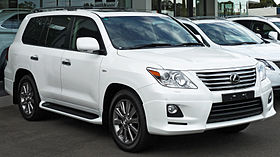 lexus lx 2010 2011 lexus lx 570 urj201r my10 sports luxury wagon 2011
