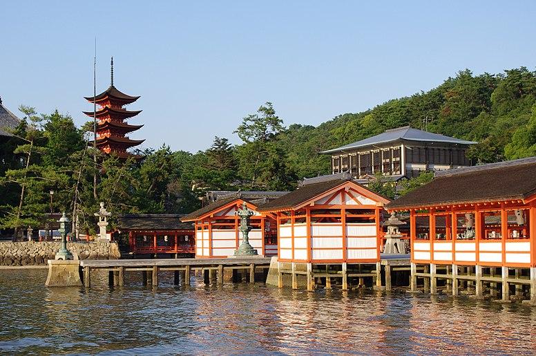 20100723 Miyajima Itsukushima 5122