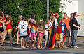 2010 FIFA World Cup Germany national football team Fans in Uetersen 05.jpg