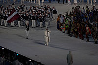 2010 Opening Ceremony - Latvia entering.jpg