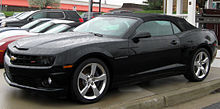 Chevrolet Camaro (fifth generation) - Wikipedia, the free encyclopedia