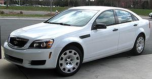 Chevrolet Caprice - 2011 Chevrolet Caprice PPV