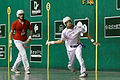 2013 Basque Pelota World Cup - Paleta Cuero - France vs Spain 24.jpg