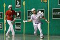 2013 Basque Pelota World Cup - Paleta Cuero - France vs Spain 24.jpg
