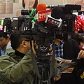 2013 Taipei IT Month Sony camera of Next TV 20131130.jpg