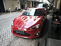 2013 Toyota 86 front, West Surabaya.jpg