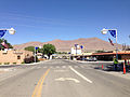 2014-06-12 10 33 33 View north along U.S. Route 95 (Melarkey Street) near Second Street in Winnemucca, Nevada.JPG