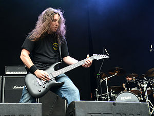 Matt Bachand - Matt Bachand at Turock Open Air in Essen, Germany, 2014
