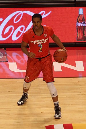 Melo Trimble - Trimble in the 2014 McDonald's All-American Game