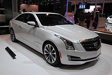 Cadillac ATS - Wikipedia