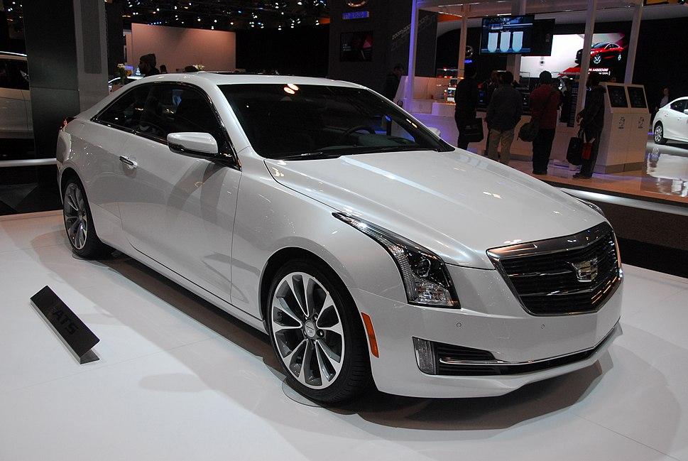 2014 Canadian International AutoShow 0211 (12646138553)