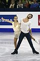 2014 Grand Prix of Figure Skating Final Gabriella Papadakis Guillaume Cizeron IMG 3766.JPG