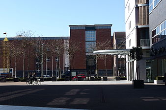 20150312 Maastricht; Front of Bonnefantenmuseum seen from the east 02.jpg