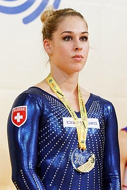 2015 European Artistic Gymnastics Championships - Floor - Medalists 10