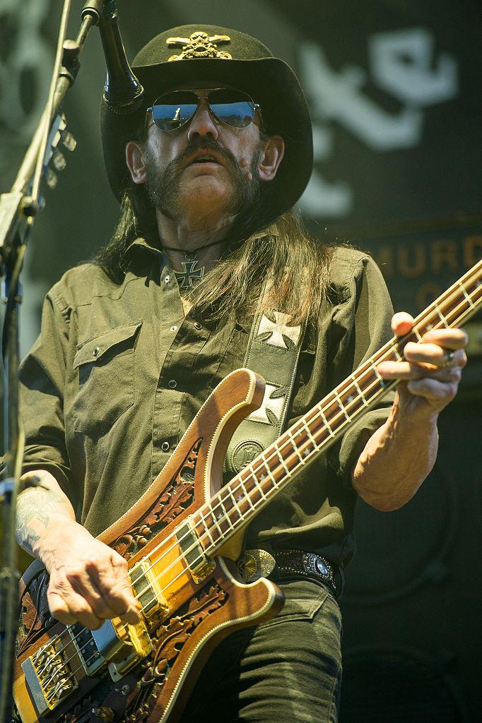 Lemmy Kilmister Rip